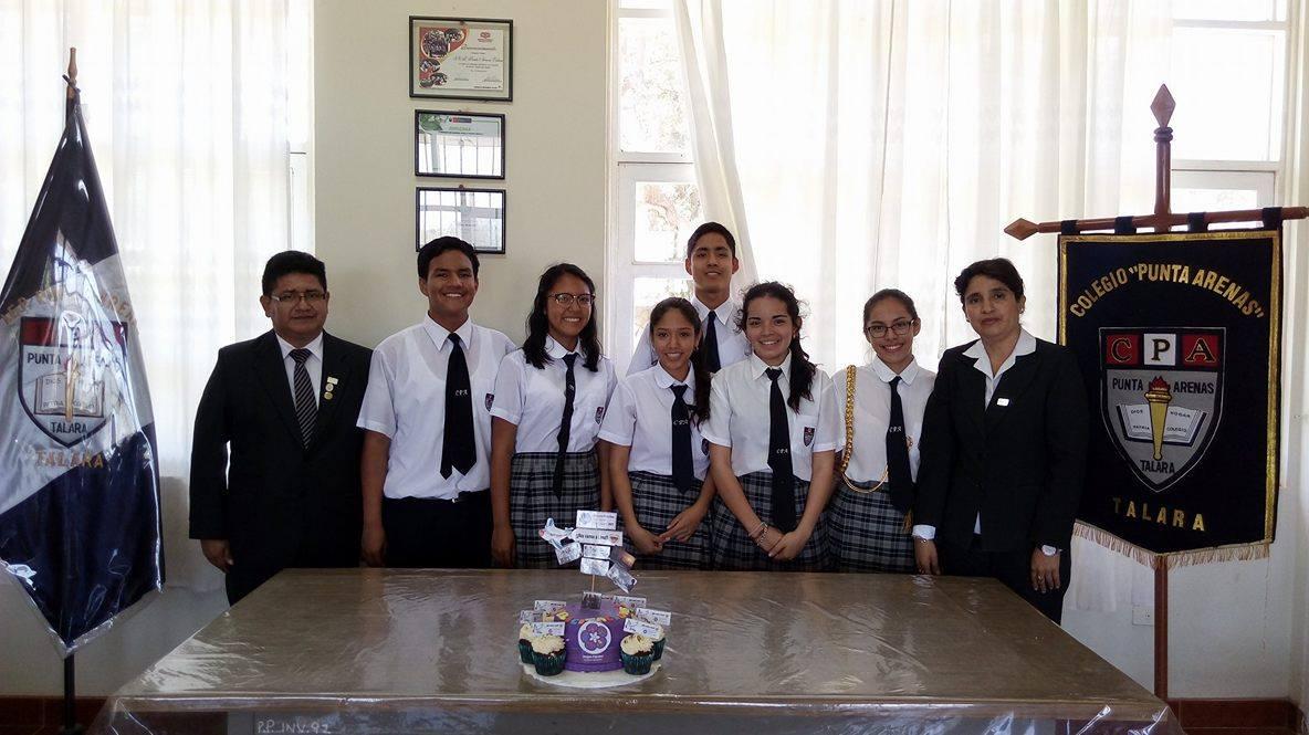 El colegio de Talara que competirá en los Juegos Florales Nacionales