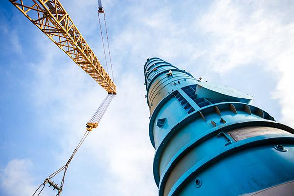 Construcción del Megaproyecto Energético más importante en Talara