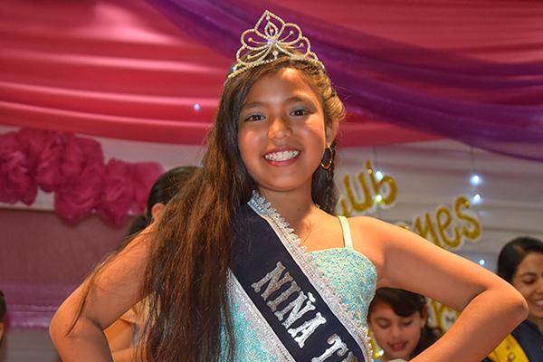 Talara eligió a su Niña Turismo 2017